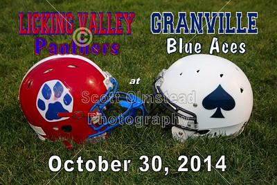 2014 Licking Valley at Granville (10-30-14)