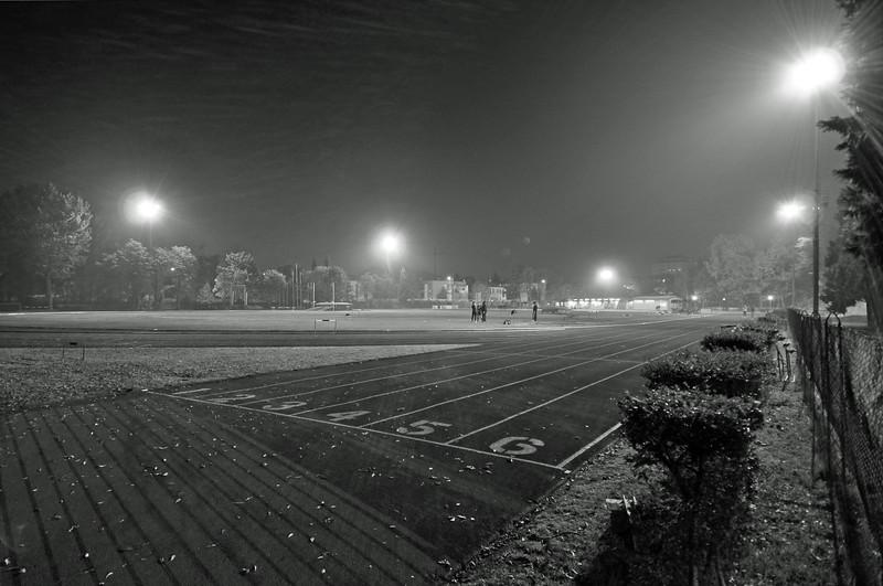 Track and Field Virgilio Camparada - Via Melato, Reggio Emilia, Italy - October 29, 2009
