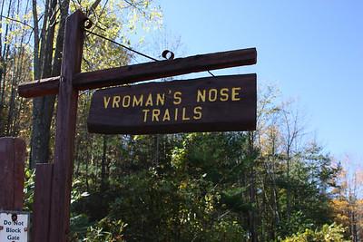 Vroman's Nose, Middleburgh, NY Oct 2010