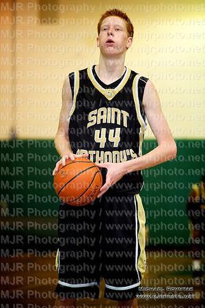 Chaminade Vs St Anthonys, Boys JV Basketball 02.19.11