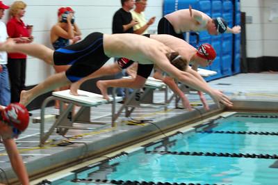 Coed Swimming