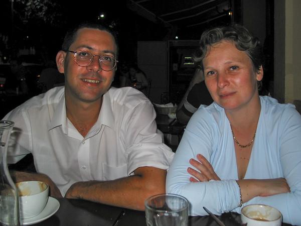 Tel Aviv, June 2003