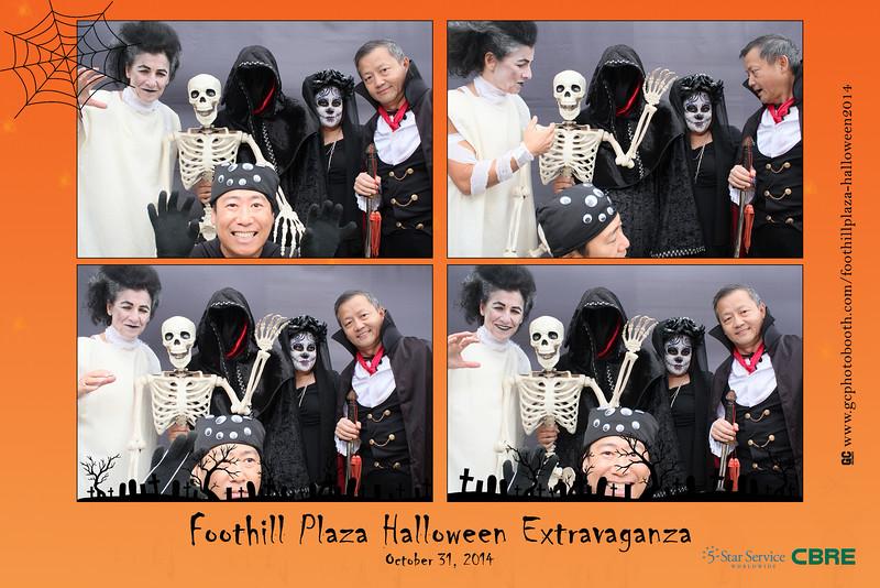 Foothillplaza Halloween 2014
