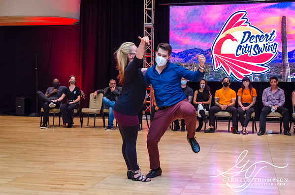 Champions Strictly Finals