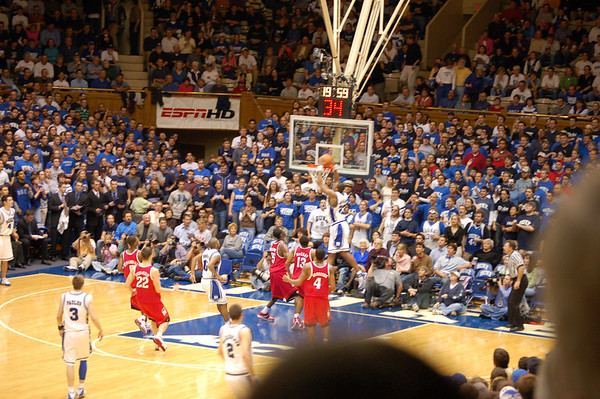 2006-02-05 Duke Basketball - Maryland