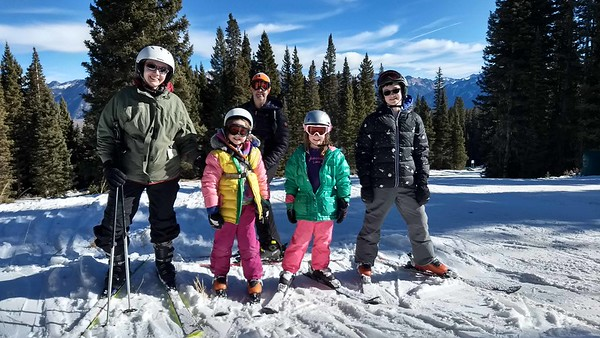 2017-12 Daughter #1 and Family Visit to Durango