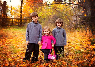 W.Family|Fall 2012
