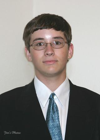 Senior Class Photos - Kyle Busse - 2006
