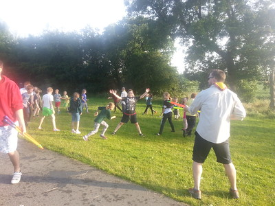 Cubs & Scouts: Games and Water Fight Night