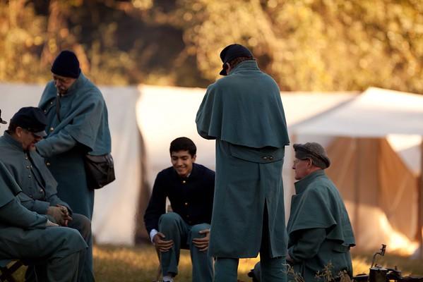 Sunday Civil War Weekend at Liendo Plantation