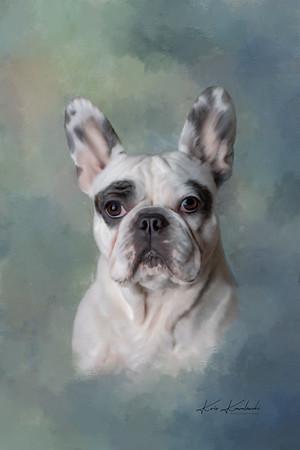 Painted Portraits & Artwork