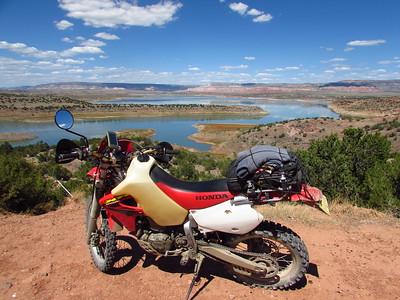 Jemez Mtns. - North Jemez DS Ride  9-17-18