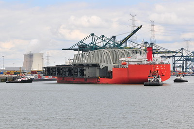 heavy load carrier ZHEN HUA 15