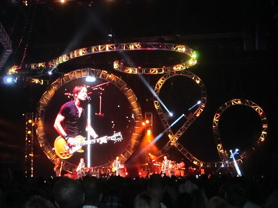 Keith Urban - Staples Center - 10/8/11