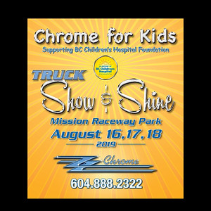 2019-Chrome for Kids Big Rig Show