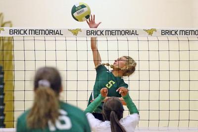 Brick Township vs Brick Memorial girls volleyball