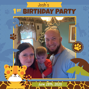 Josh's 1st Birthday