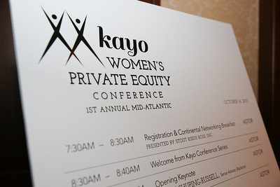 Women's Private Equity Conference