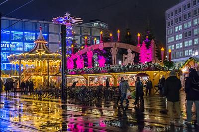 Christmas Markets on Elbe 2014