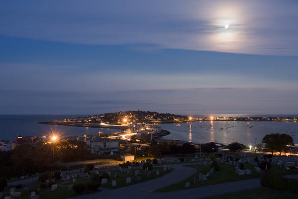 Night Photo - Fort Revere
