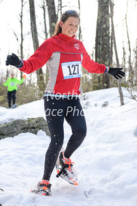 Leominster State Forest Snowshoe Race
