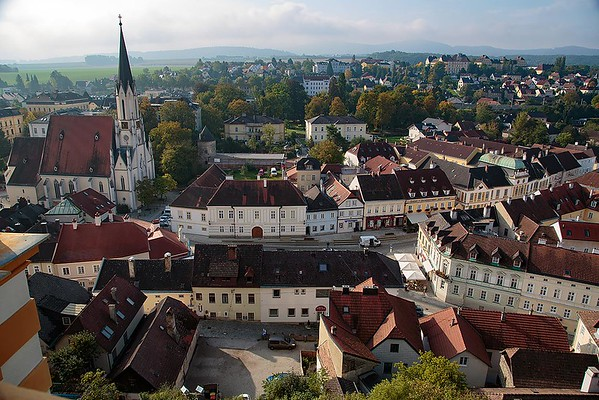 2017 sept 28 Melk Austria