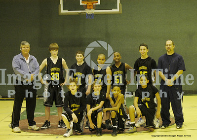 6th Grade Sprayberry Yellow Jackets