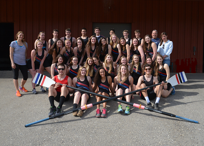 2015 Germantown Academy Crew Team