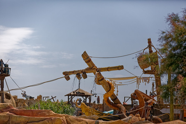 Cap d'Agde - Hotel Cap Pirate July 2020