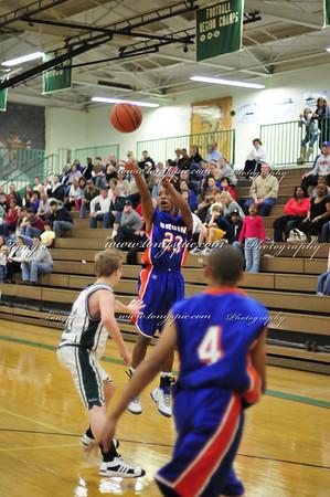 Freshman Boys VS Murray 08 Jan 09