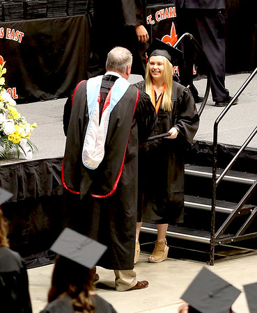 St. Charles East High School Graduation