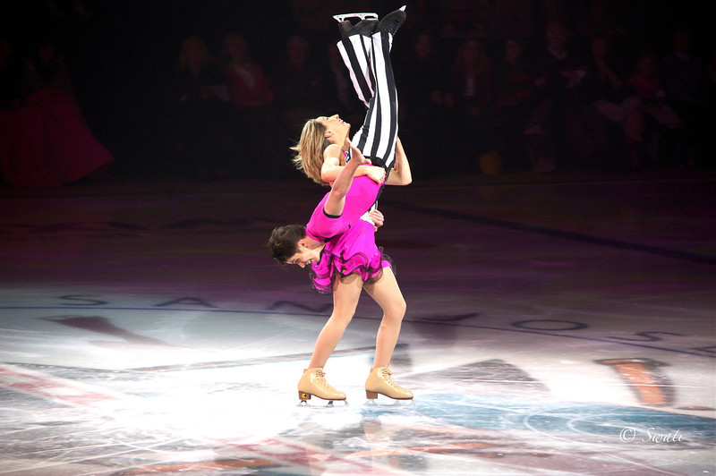Stars on Ice 2012