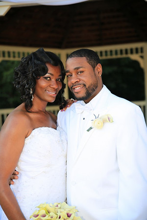 The Rawlinsons Tie the Knot