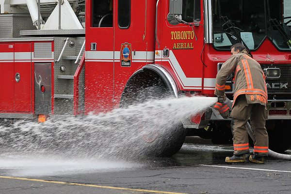October 16, 2011 - Water Problem - 1096 Kipling Ave.
