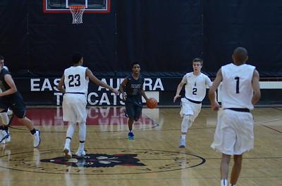 OE Varsity Boys Basketball  Vs Joliet Catholic 2016/17