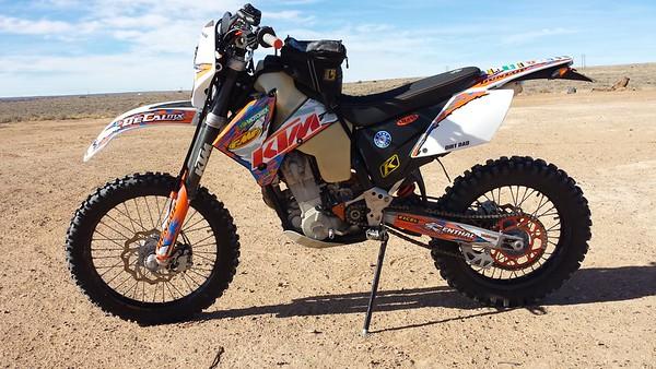 2007 KTM 450EXC
