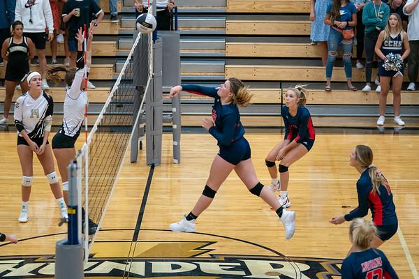2019 CCHS Varsity vs Desert Hills