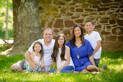 Rasinski Family 2018