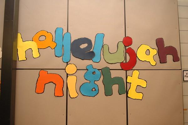 Hallelujah Night 2008