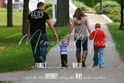 Bellemare/Harps Family Session