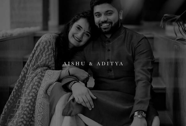 Aishu and Aditya | Ahmedabad 2018
