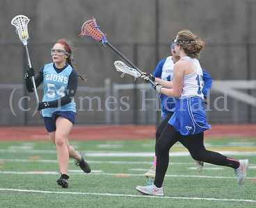 Lower Moreland beats Norristown in Girls Lacrosse