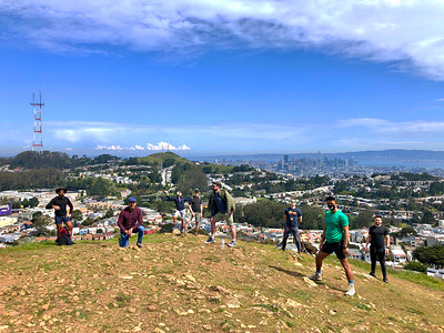 SF Urban Hike: Mar 22, 2020