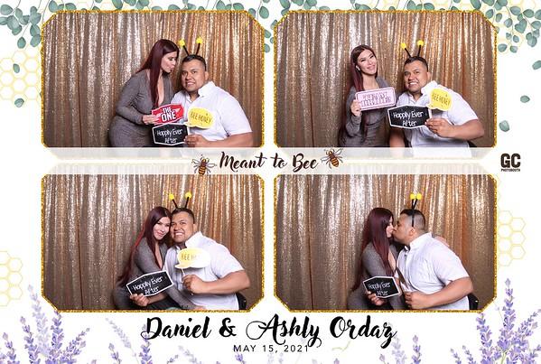 05-15-2021 Ashly and Daniel