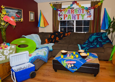 Hawaiian Party 2018