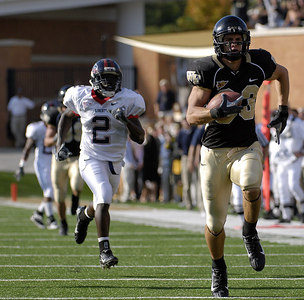 Liberty Flames vs Wake Forest Demon Deacons