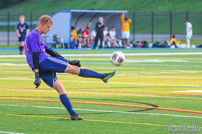 Chargers Boys Soccer vs. Goodrich at Atwood Stadium