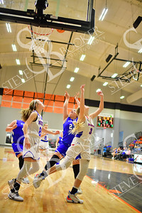 Cyril JH Girls Vs Fort Cobb & Apache - Caddo County Finals