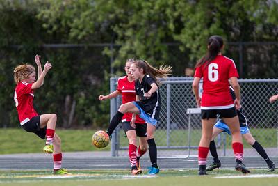 Ella Odessey Soccer 3-26-2017 Stockton
