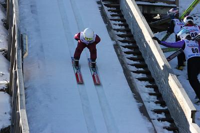 Norge Ski Jumping Tournament:  January 28 & 29, 2012